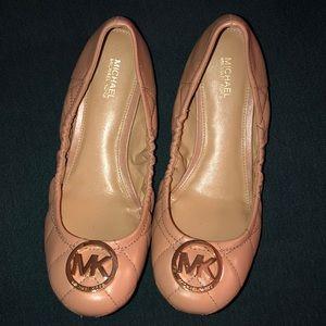 Michael kors ballet flats